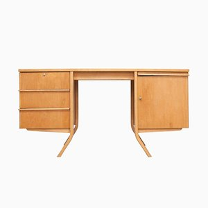 EB04 Birch Desk from Cees Braakman, 1950s