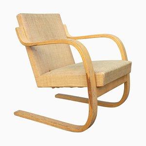 Poltrona serie 402 di Alvar Aalto, anni '60