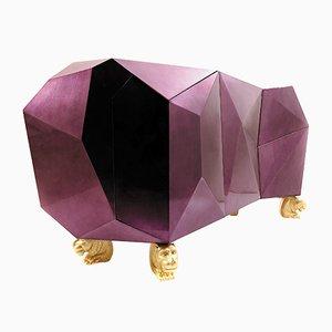 Enfilade Diamond Améthyste de Covet Paris