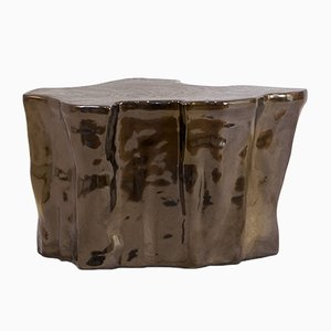 Ceramic Eden Side Table from Covet Paris