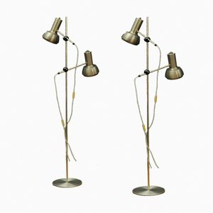 Floor Lamps from Belid, 1960s, Set of 2