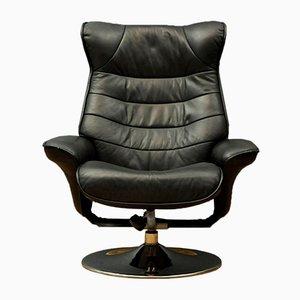 Mid Century Danish Swivel Chair