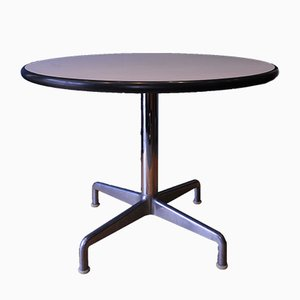 Vintage Aluminum Dining Table by Charles and Ray Eames for Herman Miller