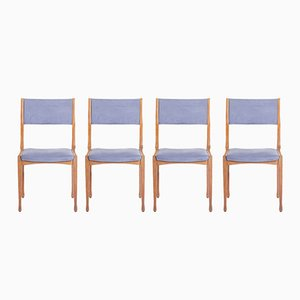 Model 693 Dining Chairs by Carlo de Carli for Cassina, 1959, Set of 4