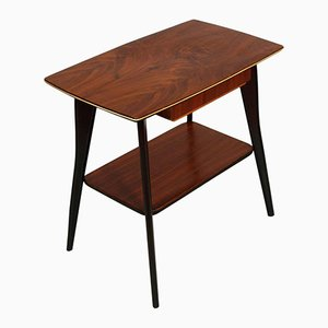 Mid-Century Modern Small Console Table, 1950s