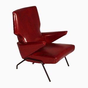 Mid-Century Modern Papa Bear Lounge Chair by Svend Skipper
