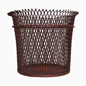 French Wastepaper Basket by Mathieu Mategot, 1951