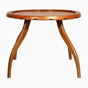 Art Deco Coffee Side Table by Gaetano Borsani, 1930s