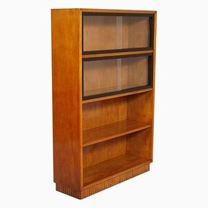 Art Deco Italian Bookcase, 1930s