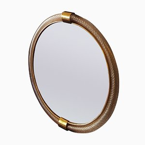 Vintage Mirror from Barovier & Toso