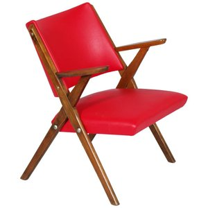 Mid-Century Easy Chair from Dal Vera