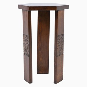 Table d'Appoint Art Deco