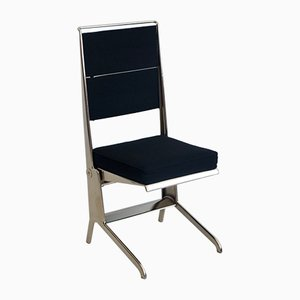 Folding Chair in Steel by Jean Prouvé for Tecta, 1980s