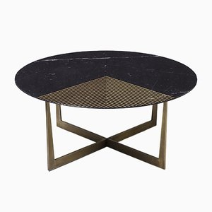 Table Basse Gold Radius de Alex Mint