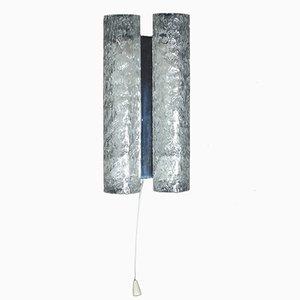 Wandlampe von Doria Leuchten, 1960er