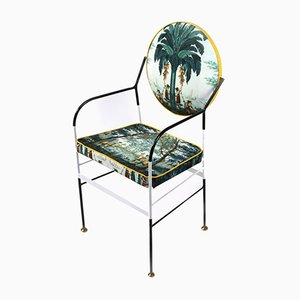 Luigina Exotic Evasion Chair by Paolo Calcagni for Sotow, Set of 2