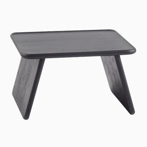 Bento Tray L in Black Stained and Lacquered Ash from OSW