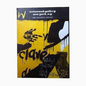 Affiche par Antoni Clavé pour Weintraub, 1974