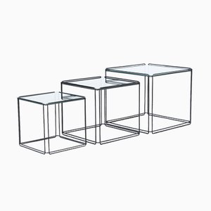 Isocele Nesting Tables by Max Sauze for Atrow, 1960s