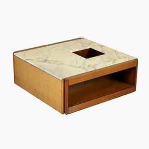 Table Basse par Angelo Mangiarotti pour Tisettanta, Italie, 1970s