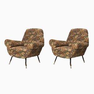 Sessel von Gigi Radice für Minotti, 1960er, 2er Set