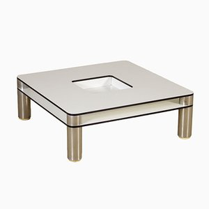 Vintage Italian Coffee Table by Joe Colombo for Zanotta