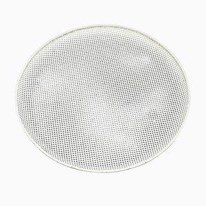 Emaillierter Metall Teller von Mathieu Matégot für Artimeta, 1950er