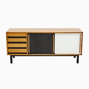 Cansado Sideboard by Charlotte Perriand for Steph Simon, 1950s