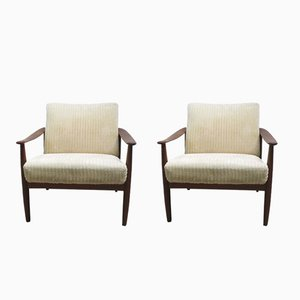 Vintage Armchairs from Knoll, Set of 2