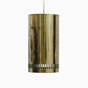 Lámpara colgante finlandesa vintage, años 30