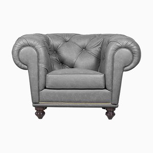 NU Chesterfield Armchair from Covet Paris