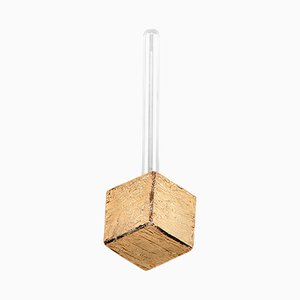 Kleine Cubic Sconces Wandlampe von Covet Paris
