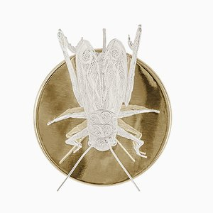 Filigree Cricket Wall Lamp from Covet Paris