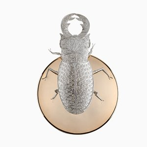 Filigree Lucanus Wall Lamp from Covet Paris