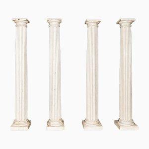 Vintage Wooden Pillar