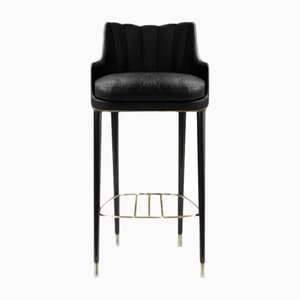 Plum Bar Chair from Covet Paris