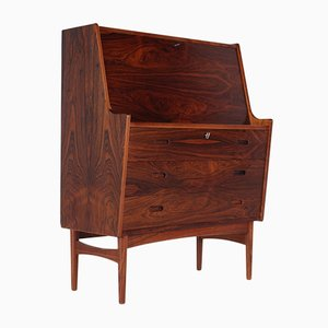 Danish Rosewood Secretaire by Arne Wahl Iversen for Vinde Møbelfabrik, 1960s