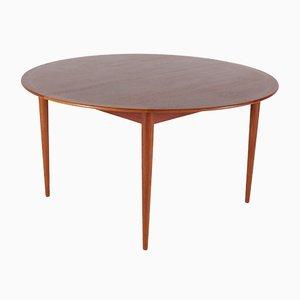 Großer ausziehbarer Tisch von Arne Vodder für Sibast, 1960er
