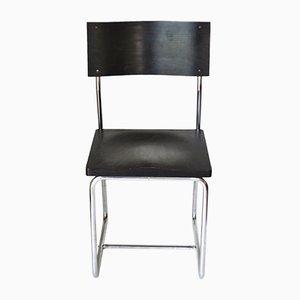 Chaise B6 Bauhaus par Marcel Breuer pour Thonet, 1930s