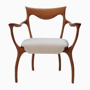 Modell Hypnos Stuhl von Roberto Lazzeroni für Ceccotti, 1990er