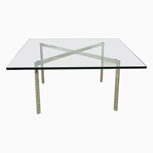 Table Barcelona par Ludwig Mies van der Rohe pour Knoll Inc., 1960s