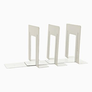 Bauhaus Bookends, 1940s, Set of 3
