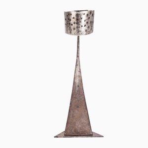 Lampada Giraffe in ferro di Dario Merconii per Galaeria Factory