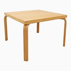 Tavolo da pranzo di Alvar Aalto per Artek, anni '60