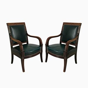Empire Armchairs, Set of 2