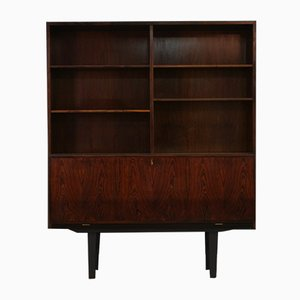 Vintage Rosewood Bookcase from Omann Jun