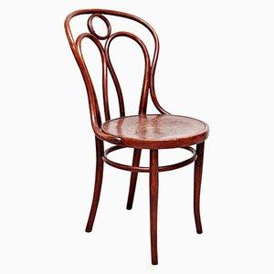 Antiker Holz Stuhl von Thonet