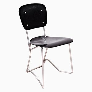 Vintage Aluflex chair by Armin Wirth for Arflex
