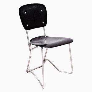 Vintage Aluflex Chair von Armin Wirth für Arflex