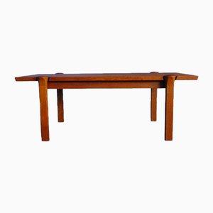 Tavolino da caffè in teak di Arne Vodder per Cado, anni '60